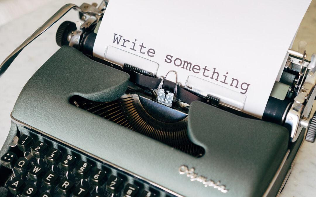 6 razones para escribir guiones