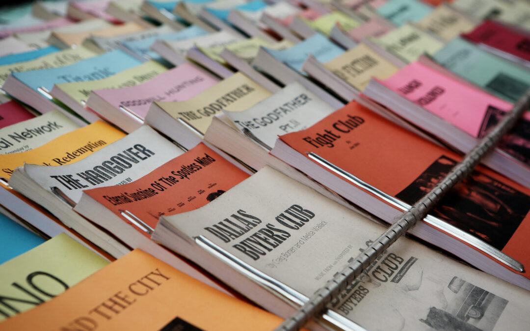 70 Teclas: un gran aliado para los estudios de guion